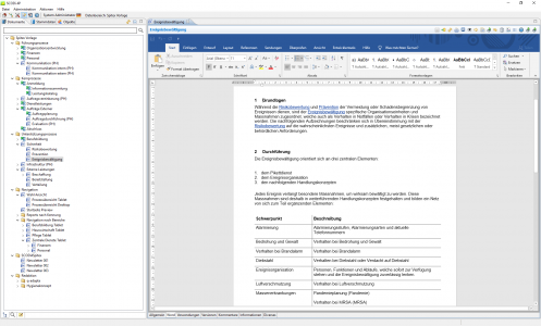 SCODi SPITEX - Microsoft Word/Excel Integration